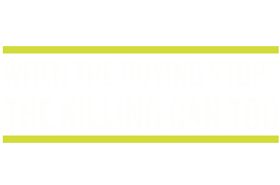 When the buying stops...the killing can too